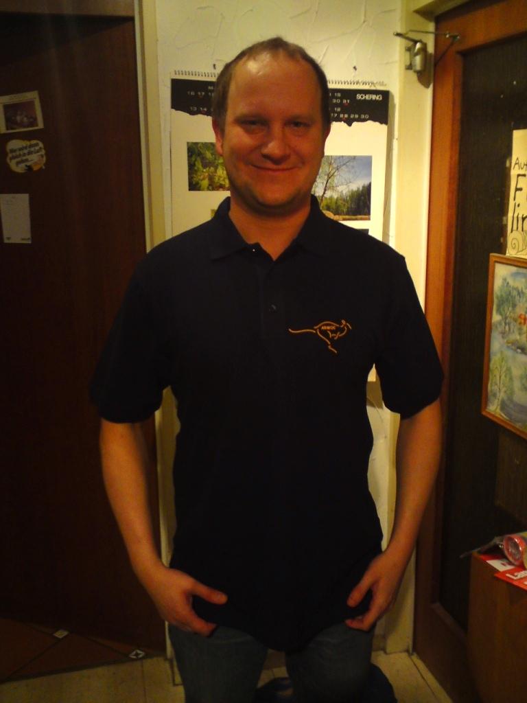 Martin Arwoc Member Nr. 28