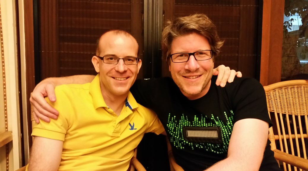 Erik & Ulf 2015 E-Mail erik@arwoc.com ulf@arwoc.com