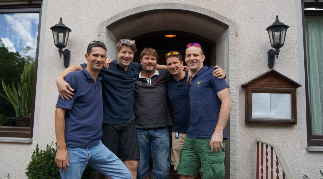 Arwoc Summer-Event - Five Boys - July 2015